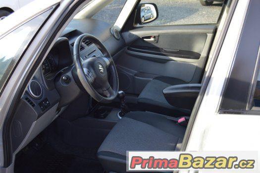 Suzuki SX4 1.6 i 4x4, KLIMA, SERVISKA