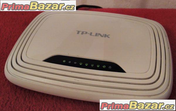 Wi-Fi router TP-LINK TL-WR741ND + SILNÁ 8 dBi anténa!!!
