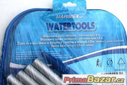 Hladinová sÍťka Marimex na bazén skládací