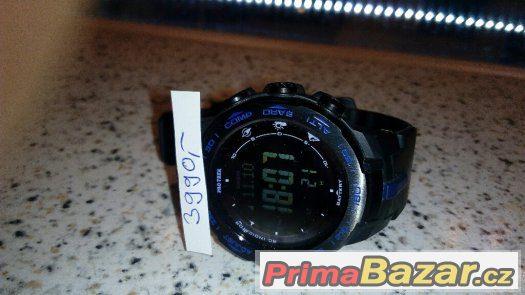prodám hodinky Casio pro trek