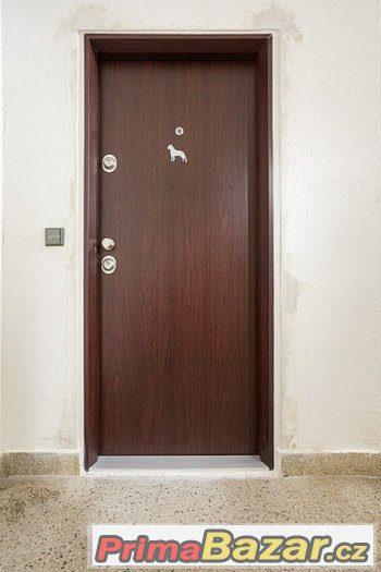 Prodám bezpečnostní dveře