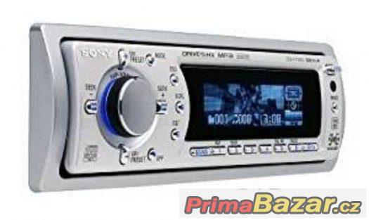 Autorádio Sony CDX-F7750 4x52W