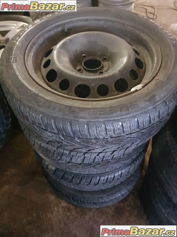 plechy disky plechace peugeot citroen s pneu 2x60% 4x108 et23