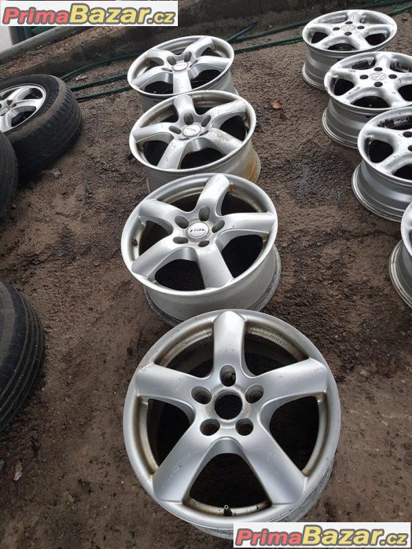 alu kola bez pneu Rial 757 5x130 7.5jx17 et53 r17