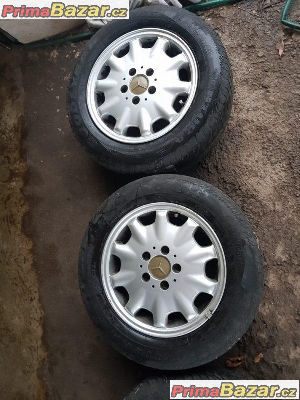 sada mercedes s pneu entura 5x112 6.5jx15 et37