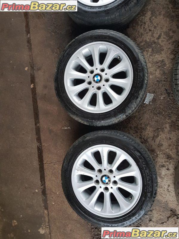 sada alu kola bmw s pneu Bridgestone 6775718-13 5x12