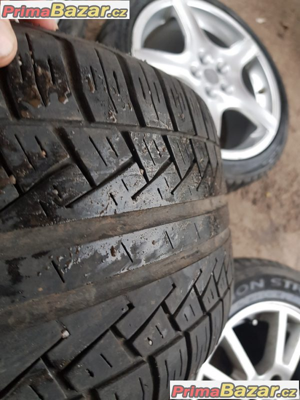 sada alu BMW s pneu pirelli 3412060 5x120 8jx17 is4