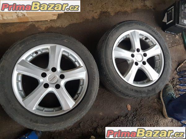 sada Mam s pneu firstone 5x112 6.5jx16 et37