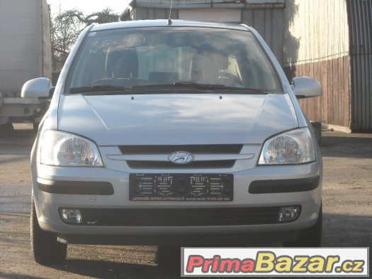 Hyundai Getz 1.5 CRDi R.v. 2005