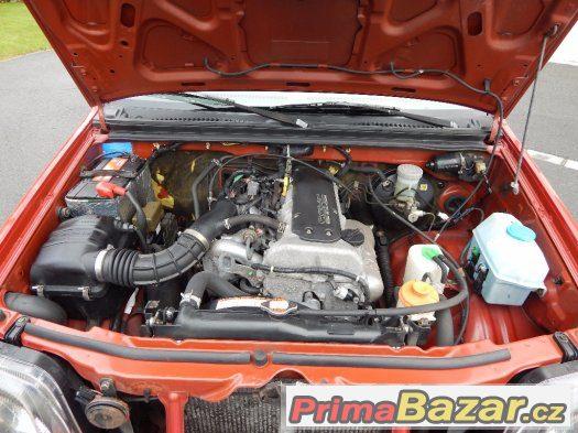 Suzuki Jimny 1,3 60kw r.v. 2001 4x4 tažné