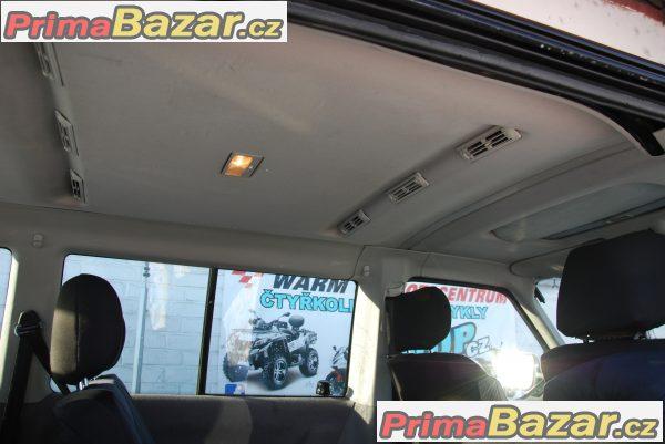 Transporter T4, VR6 LPG Multivan