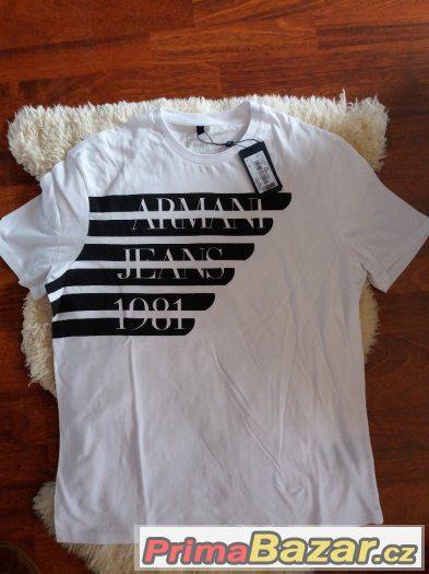 6b86132e512e Prodám nové pánské tričko originál nové AJ-1200kč