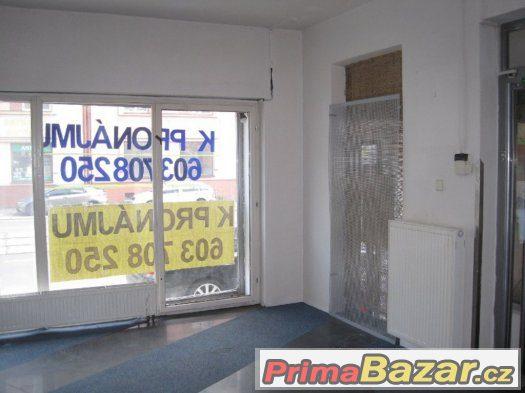 Pronajmu-obchodní prostory Ostrava -Mar. Hory 52 m2