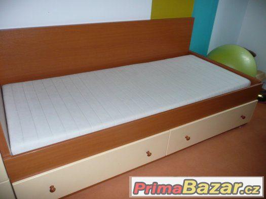 prodám matraci 80x200x10 cm