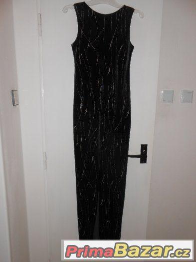Plesové šaty vel.36 (S)