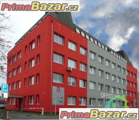 Pronájem kancelářských prostor, 130m2, Praha 9