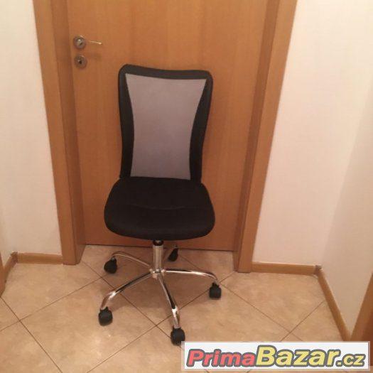 Kancelářská židle - záruka 1 rok