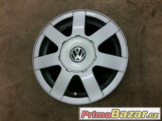 Alu disky VW R15 5x112 + Zimní pneu 195/65/15