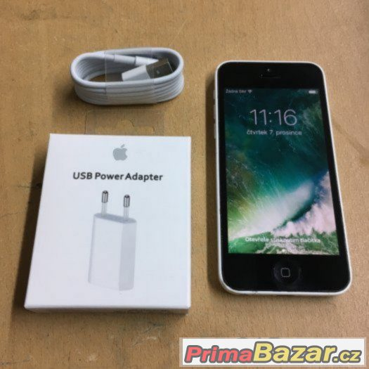 apple-iphone-5c-8gb-bily-3-mesice-zaruka