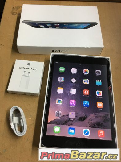 apple-ipad-mini-16gb-wifi-cerny-pekny-stav-3-mesice-zaruka