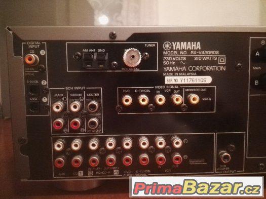 Yamaha RX-420RDS + repro