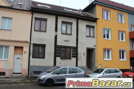 Prodej rodinného domu v Chomutově