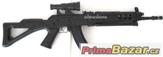 Odstřelovací puška AKING P317 na airsoft mechanická+ 1-DVD