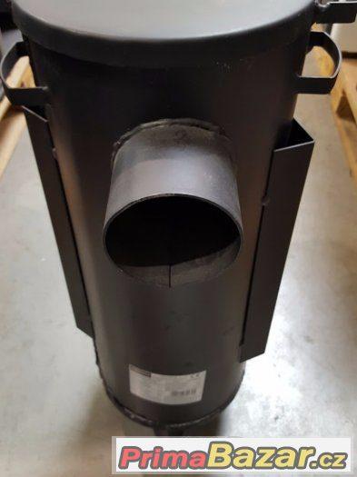 Kamna krbová malá 710x240x240 výkon 4KW nepoužitá.