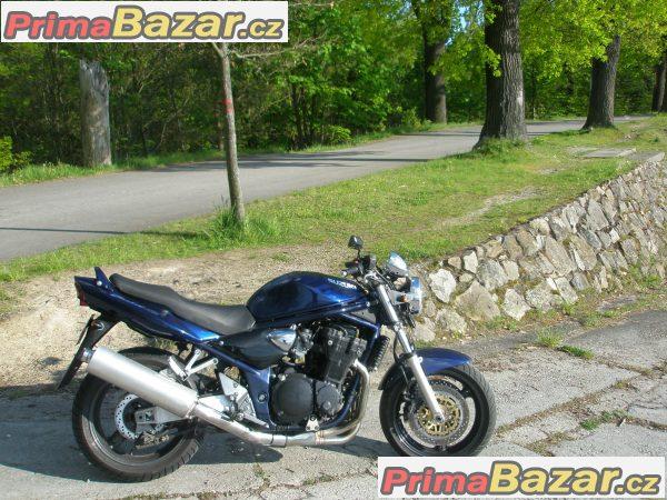 Prodám Suzuki Bandit 1200
