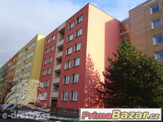 Družstevní byt 3+1 (79,85 m2), Ostrava, Přívoz, ul. Arbesova