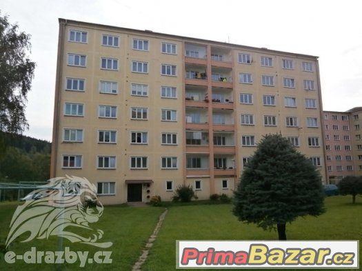 Bytová jednotka 3+1, cca 70m2, obec Nejdek, okres Karlovy Va