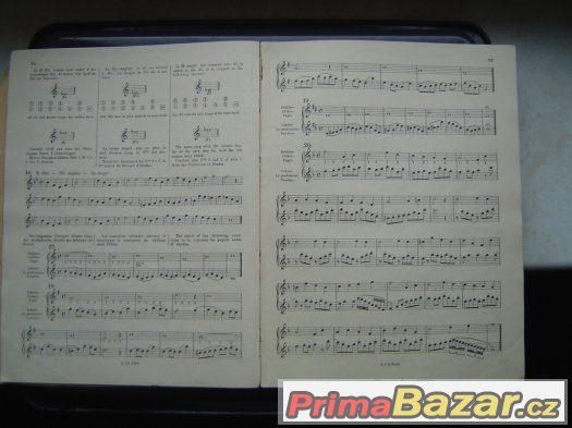Saxofonová škola.