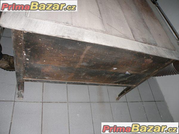 Kuchyňská kamna