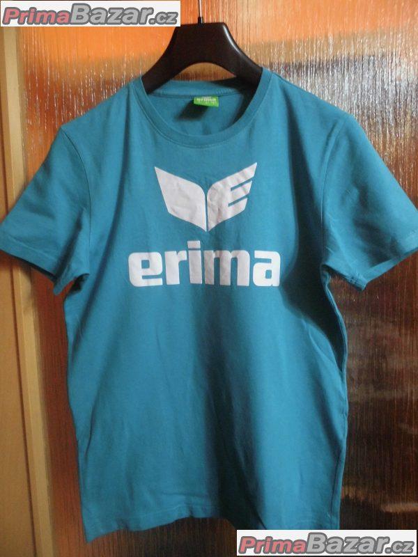 triko modré bavlna zn.Erima