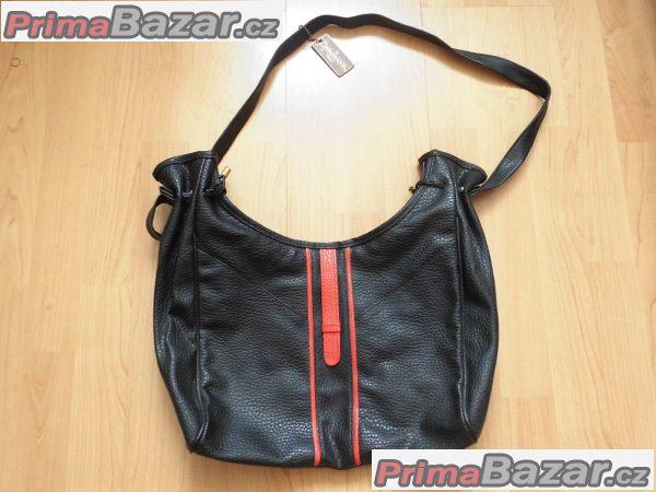retro černá kabelka 022b8232f03