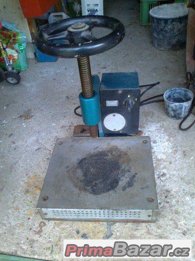 Svařovačka pneu, přístroj na opravu pneu duší