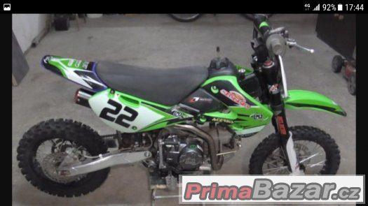 Pitbike LMJ 150, motor YX