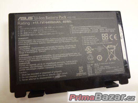 ASUS X5DAB A32-F82 A32-F52 baterie 4400 mAh
