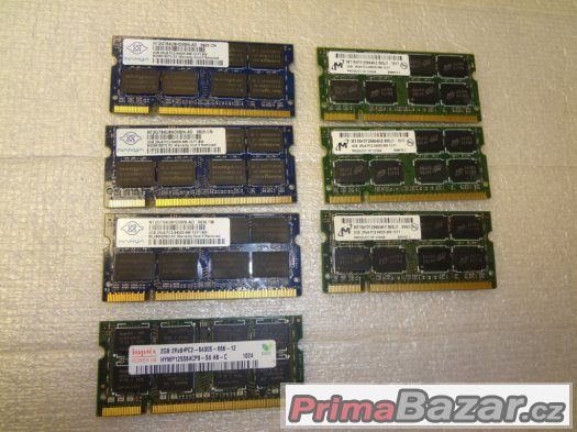 DDR2 2GB 800 SODIMM notebook
