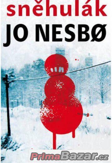 Jo Nesbo:Netopyr+Sněhulak(brožované)