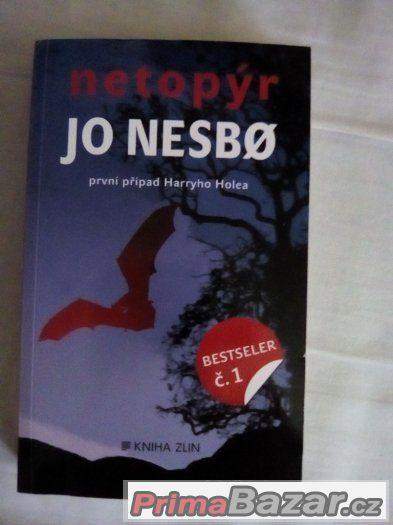 Jo Nesbo:Netopyr+Sněhulak(brožované)..