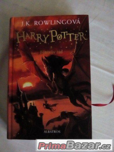 Harry Potter a Fénixův řád (nová verze)