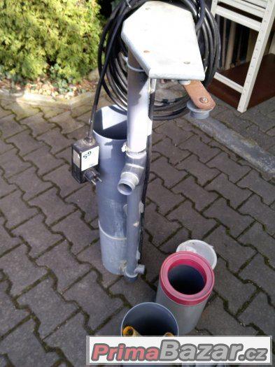 Prodám ponorné filtrovací čerpadlo 12V,velký výkon