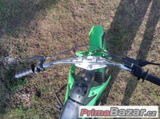 Dirt Bike 125 cc 17/14 - zelená