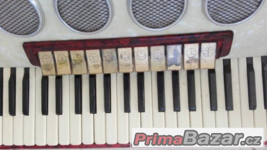Nabízím harmoniku