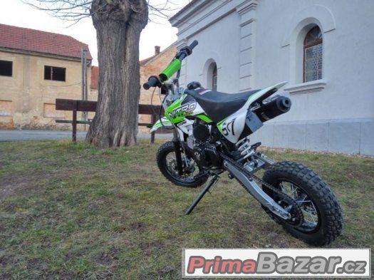 Nitro cross Storm 110 cc Automat 12x10 zelená