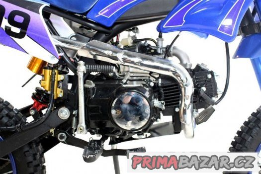 DirtBike 125cc ,Nový, 17/14, záruka 2 roky