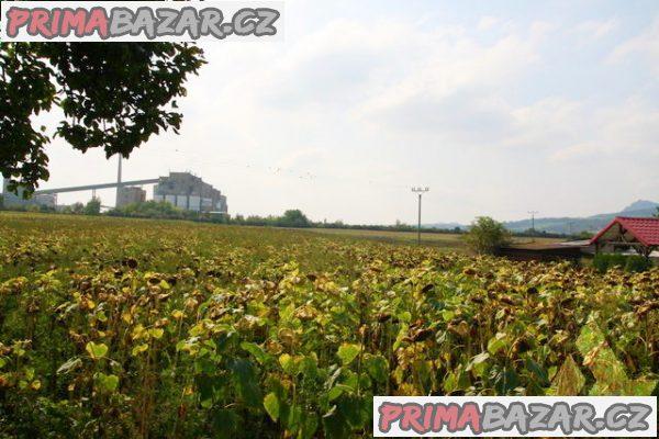 Prodej pozemku 4225m2 v Sulejovicích okr. Litoměřice