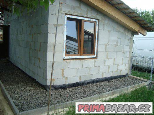 Zahradní domek 25m