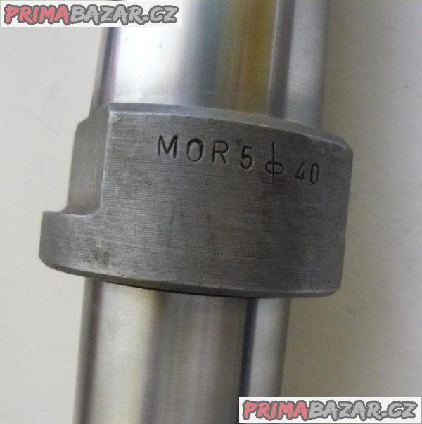 Frézovací trn 5x40x74 s kužel. stopkou MORSE (NOVÝ)